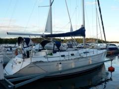 Unser Schiff - eine Dufour 36