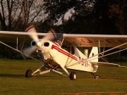 Unser Schleppflugzeug, eine Piper