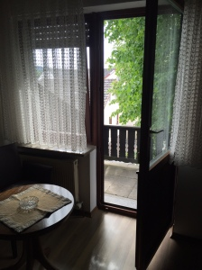 Zimmer im Landgasthof Fink - für €37,- inkl. Frühstück